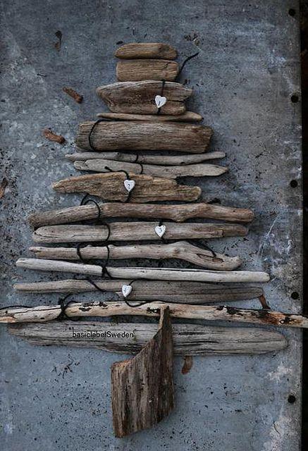 Rustic tree.