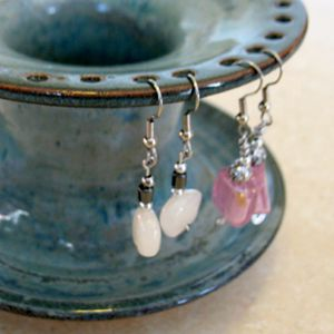 Handmade Pottery Jewelry Organizer