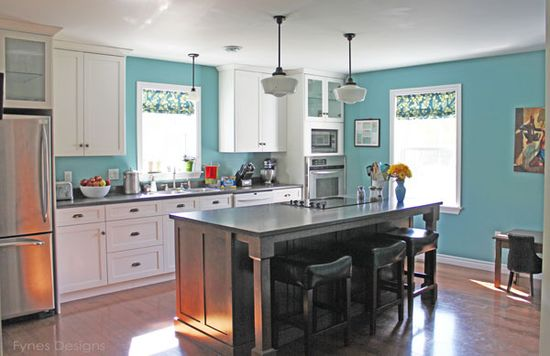 kitchen design from fynesdesings.com
