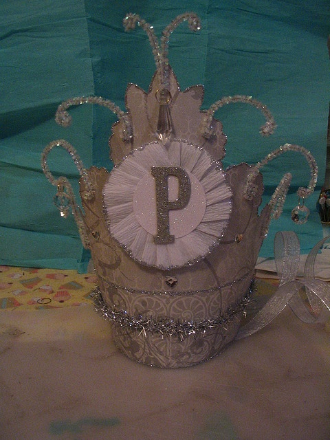 Another lovely paper crown