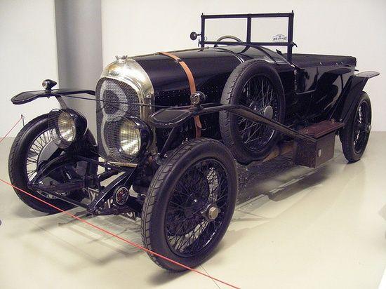 Bentley 3L Sport - 1st at Le Mans #sport cars #customized cars #luxury sports cars #celebritys sport cars #ferrari vs lamborghini