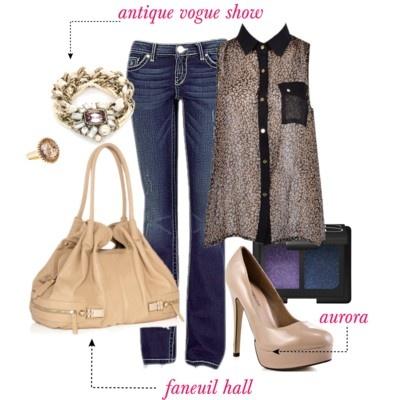 Faneuil Hall hobo #handbag