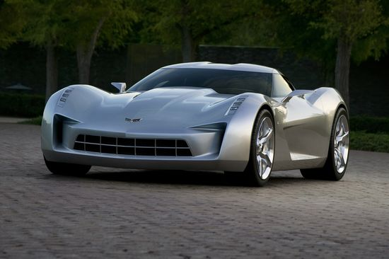 Stingray concept car