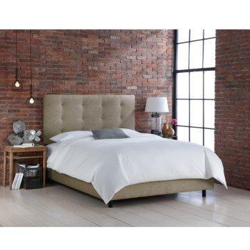 Industrial bedroom.