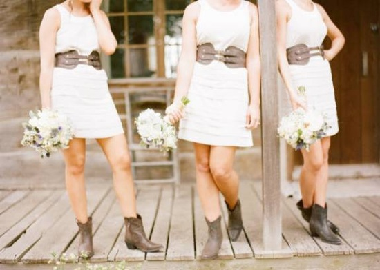 belts and boots