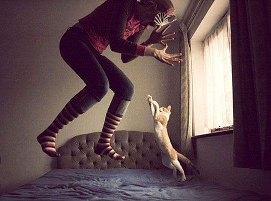 Jump! Jump! Jump!