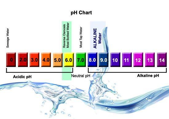 alkaline water charter kangen water4 Alkaline water: Legit health food or high priced hoax?