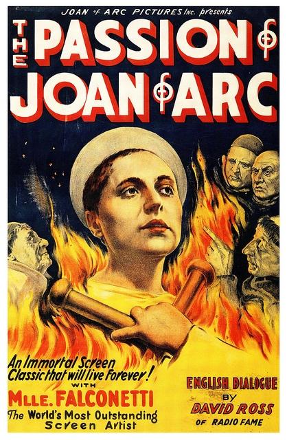 poster, type, joan