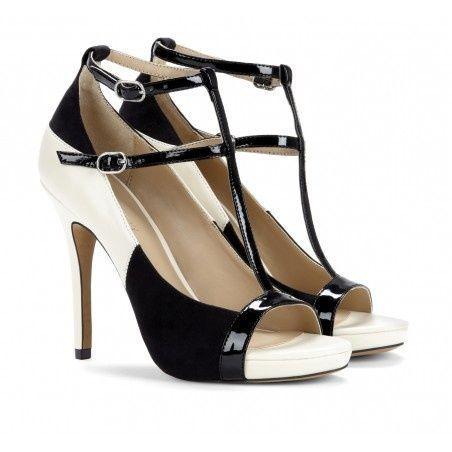 peep toe heels.