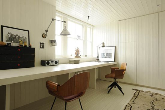 What a great home office