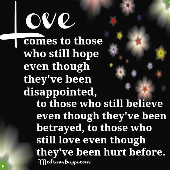 Inspirational Love Life Quotes and Saying Images