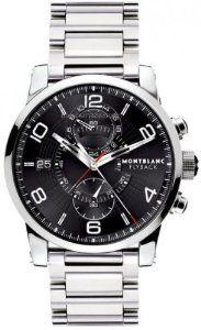 NEW MONTBLANC TIMEWALKER CHRONOGRAPH MENS WATCH 104286