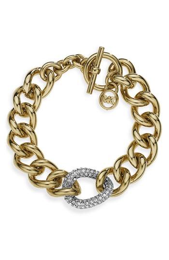 Michael Kors Link Bracelet