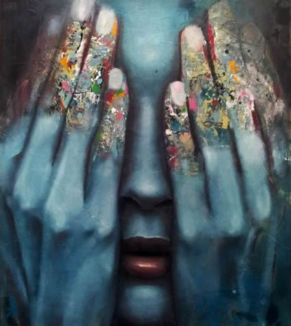 Art of the Day - Mihail Korubin-Miho  toyastales.blogsp...