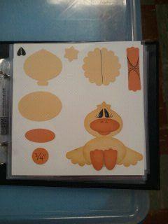 duck punch art - bjl