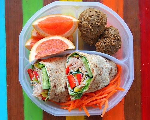 Healthy Little Lunches!