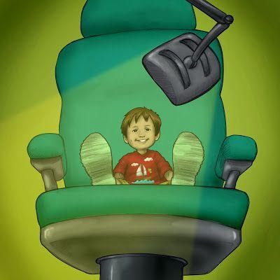 It's Dental Health Care Awareness Month! blog.LucaLashes.com