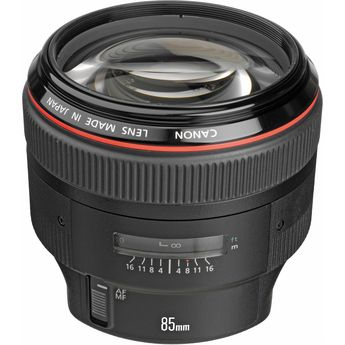 My wish list is full of things I can't afford... 85mm f/1.2 .. WOOT WOOT! L-series all the way! hopefully one day
