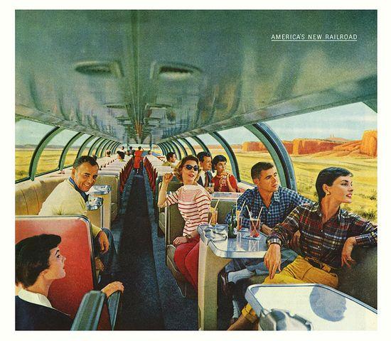 America's New Railroad