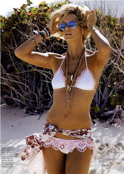 love the bikini