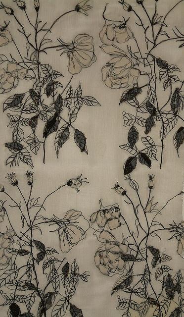 Handmade textile by Anita Quansah