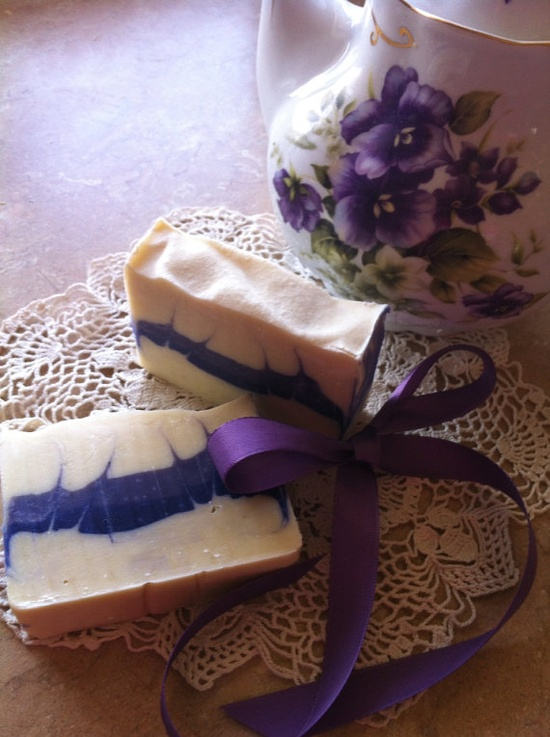 Lilac Soap for sale on www.sonoranscents...