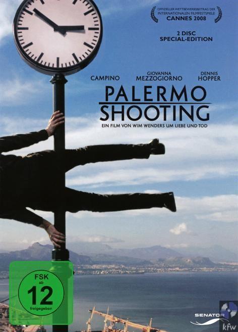 Wim Wenders movie