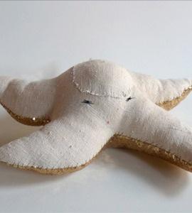 Star Fish stuffed animal