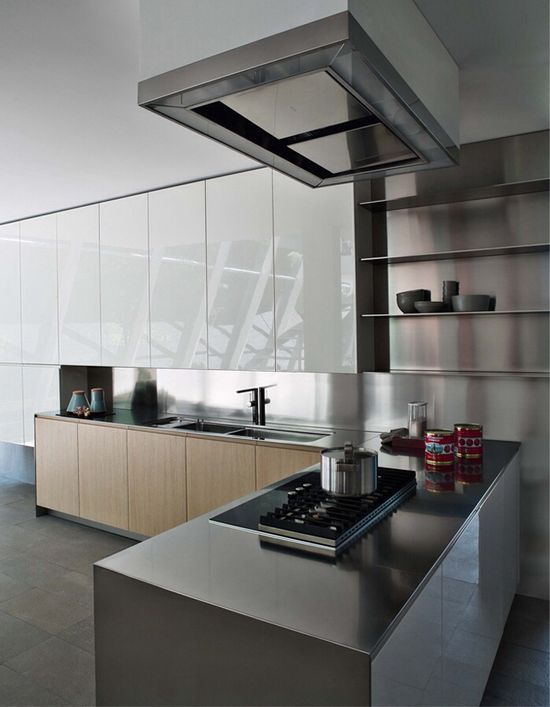 Interior .. Modern Kitchen Design