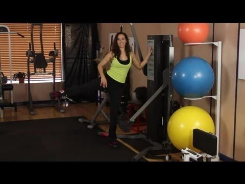 Leg Workouts With Pulleys : Workouts & Exercise Routines