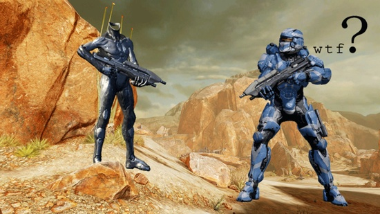 These Halo 4 Cheaters Might Look Headless, But You Can Still Headshot Em (aticle w/video, kinda funny)