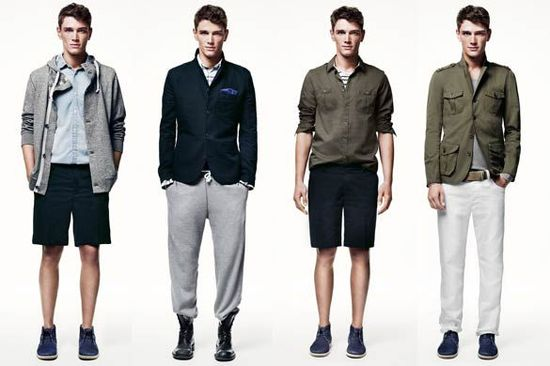 this good idea for mens clothing