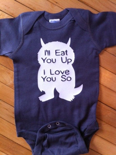 Where the Wild Things are onesie!