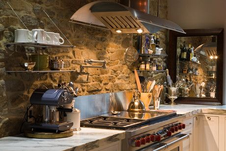 love this environment! kitchen design