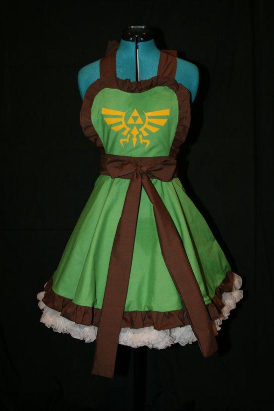 zelda apron