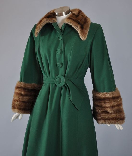 Bonjour, Emily: Vintage Style For Chilly Weather
