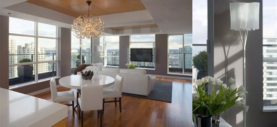 Patricia Grey - beyond incredible interior design. This is a heavenly apartment in downtown Vancouver (Yaletown)!