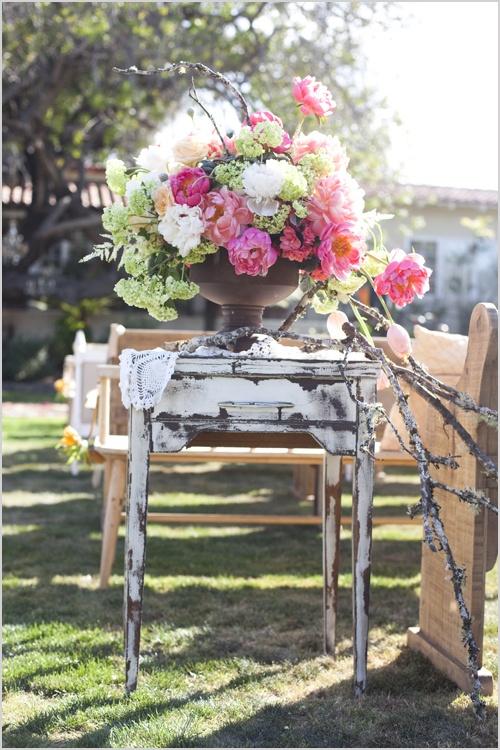 ~ Floral arrangement