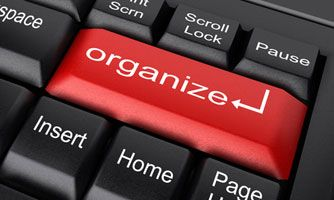 Computer Organizing Tips – October 2012 Professional Organizers Blog Carnival