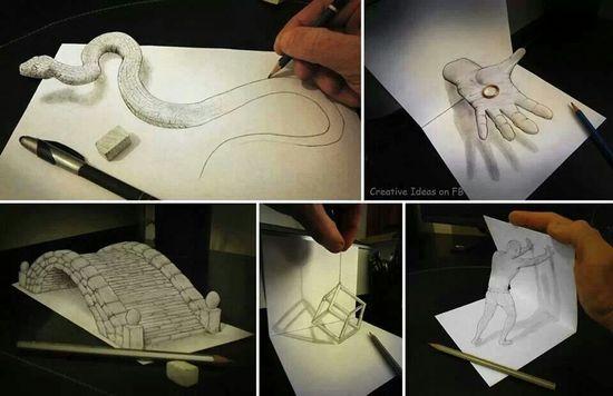 Cool 3D art