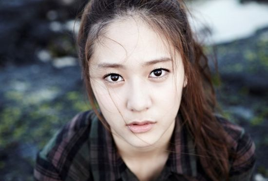 "Korean girl group f(x)'s ""Krystal"" set to star in ""Heirs"" - watch it on Viki.com this fall!"