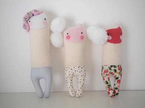 pocoleizi, softies, plush, art doll