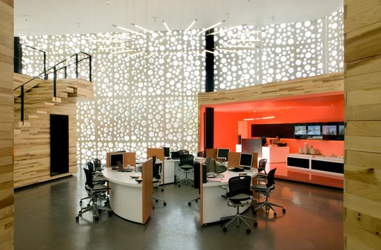 Lar Vitro office by Esrawe Studio, Mexico City office design