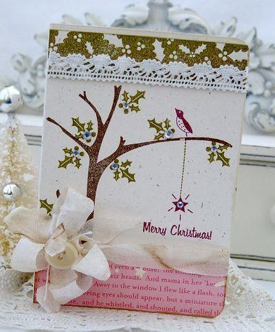 lovely  Christmas card