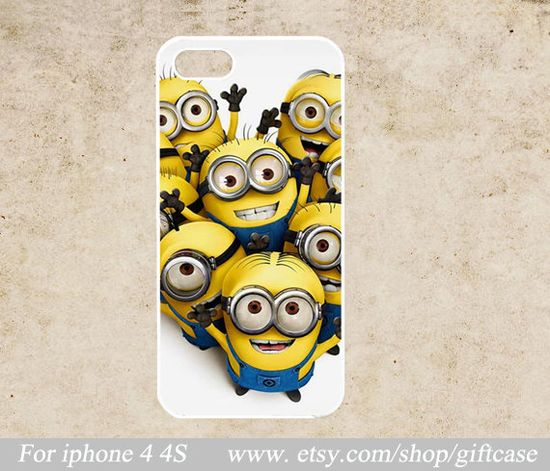 Despicable me iphone cases