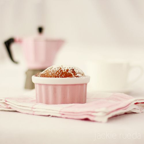 The Pink Coffee, The Pink Cake: