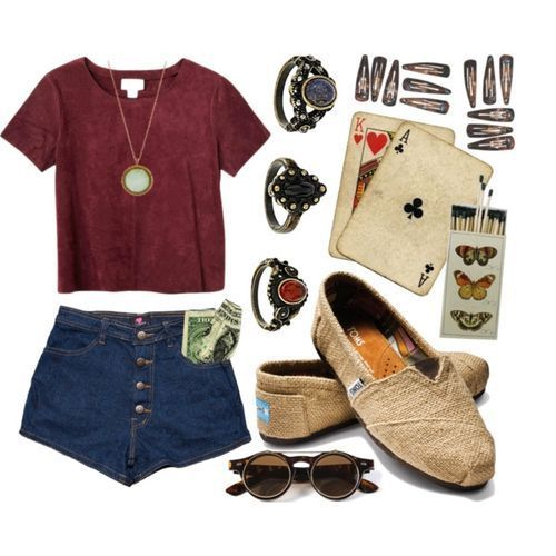Matches on #tlc waterfalls #clothes summer #summer clothes style #fashion for summer
