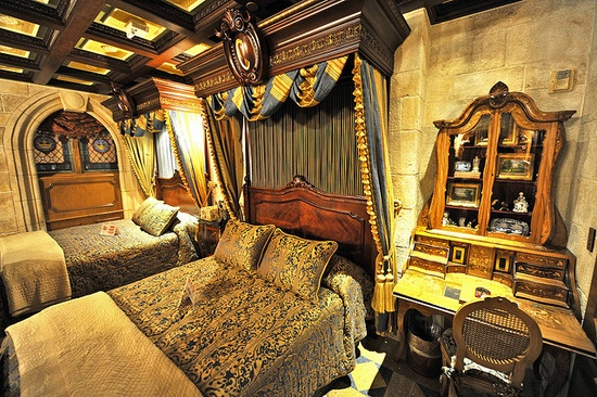 Cinderella's Suite, Cinderella's Castle in DisneyWorld