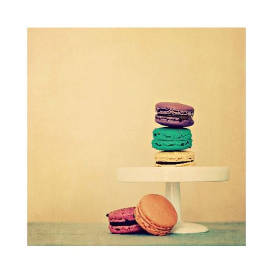 french macaron photograph - nelou - via Etsy #fpoe