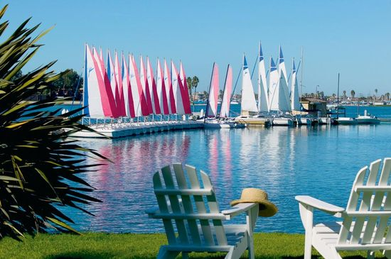Paradise Point Resort - Marina